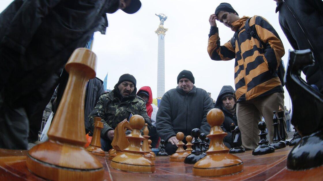 Russia, Putin, Chess