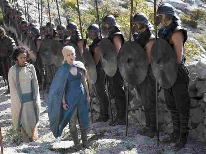 Game of Thrones: spoiler magnet.