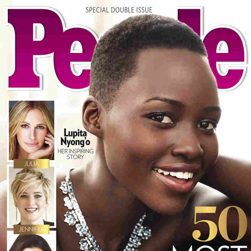 Why Lupita Nyong'o's 'People' Cover Is So Significant