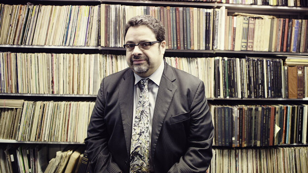 Arturo O'Farrill and The Afro Latin Orchestra's new album, The Offense of the Drum, comes out May 6.