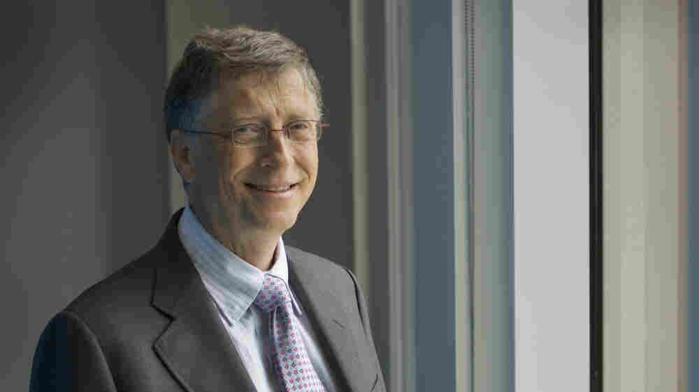 Why Bill Gates Fights Diseases Abroad, Not At Home