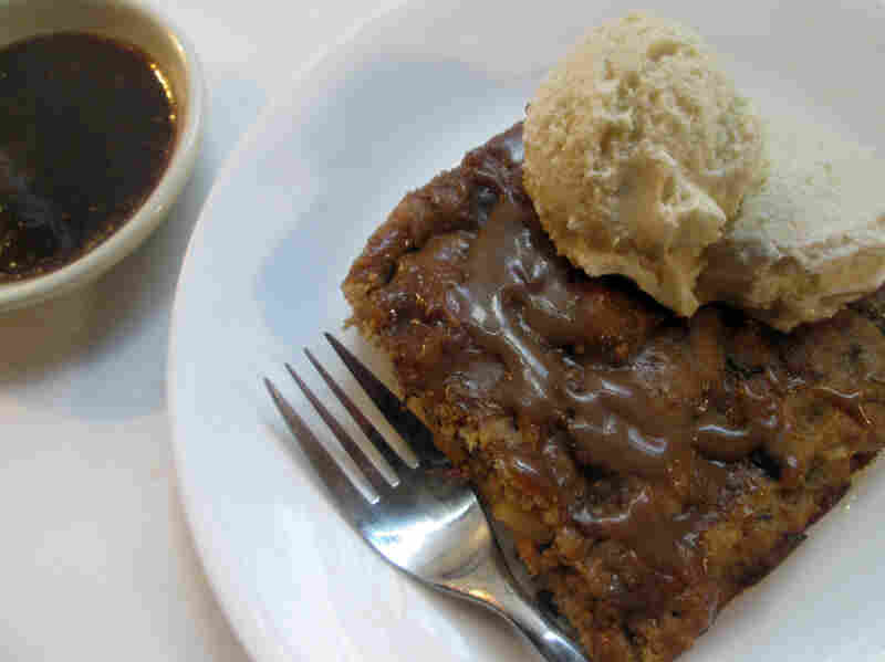 Date And Nut Pudding