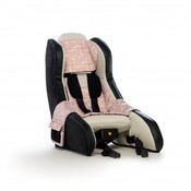 Volvo's inflatable car seat is a concept and not a marketable product right now.