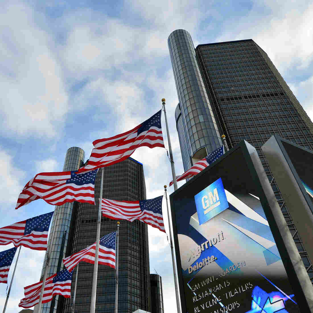 Recall Woes Push Along GM's Cultural Reinvention