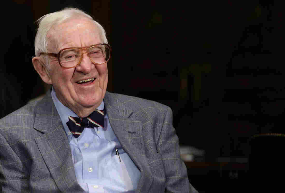 Former Supreme Court Associate Justice John Paul Stevens likens making pot illegal to Prohibition. In his new book, Six Amendments, he proposes constitutional changes including a curb on an individual's right to bear arms.