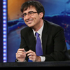 John Oliver guest hosted The Daily Show with Jon Stewart in June 2013. His new HBO show, Last Week Tonight, premieres Sunday.