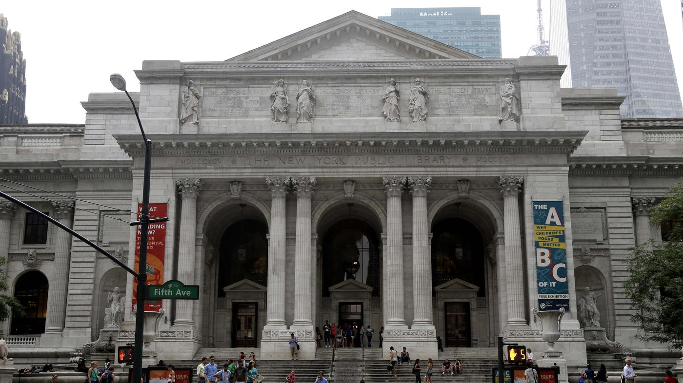 Book News Happiness Study Says Library Trips Are As Good A Pay Raise The Two Way NPR