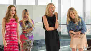 Leslie Mann, Nicki Minaj, Cameron Diaz and Kate Upton have nothing to do in The Other Woman.