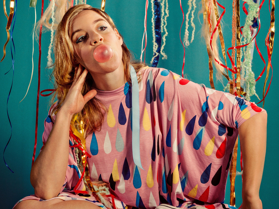 tUnE-yArDs' new album, Nikki Nack, comes out May 6.