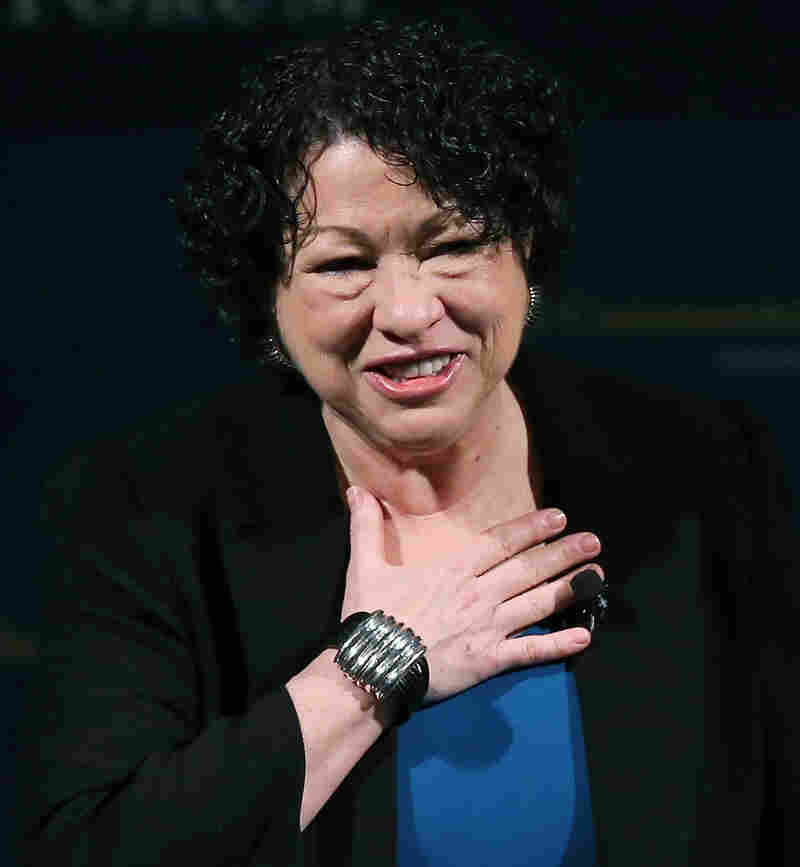 "In a recent dissent, Supreme Court Justice Sonia Sotomayor wrote that ""we ought not sit back and wish away, rather than confront, the racial inequality that exists in our society."""