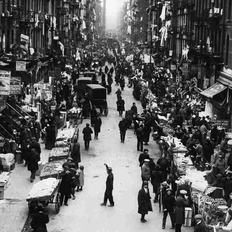 Segregated From Its History, How 'Ghetto' Lost Its Meaning