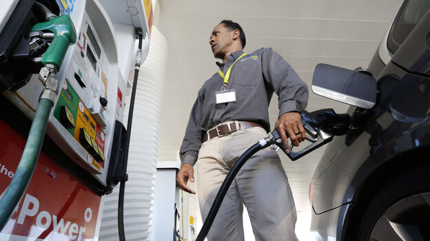 With so much fuel headed elsewhere, the national average price for a gallon of regular gasoline is now $3.69, compared with $3.53 a month ago, according to AAA.