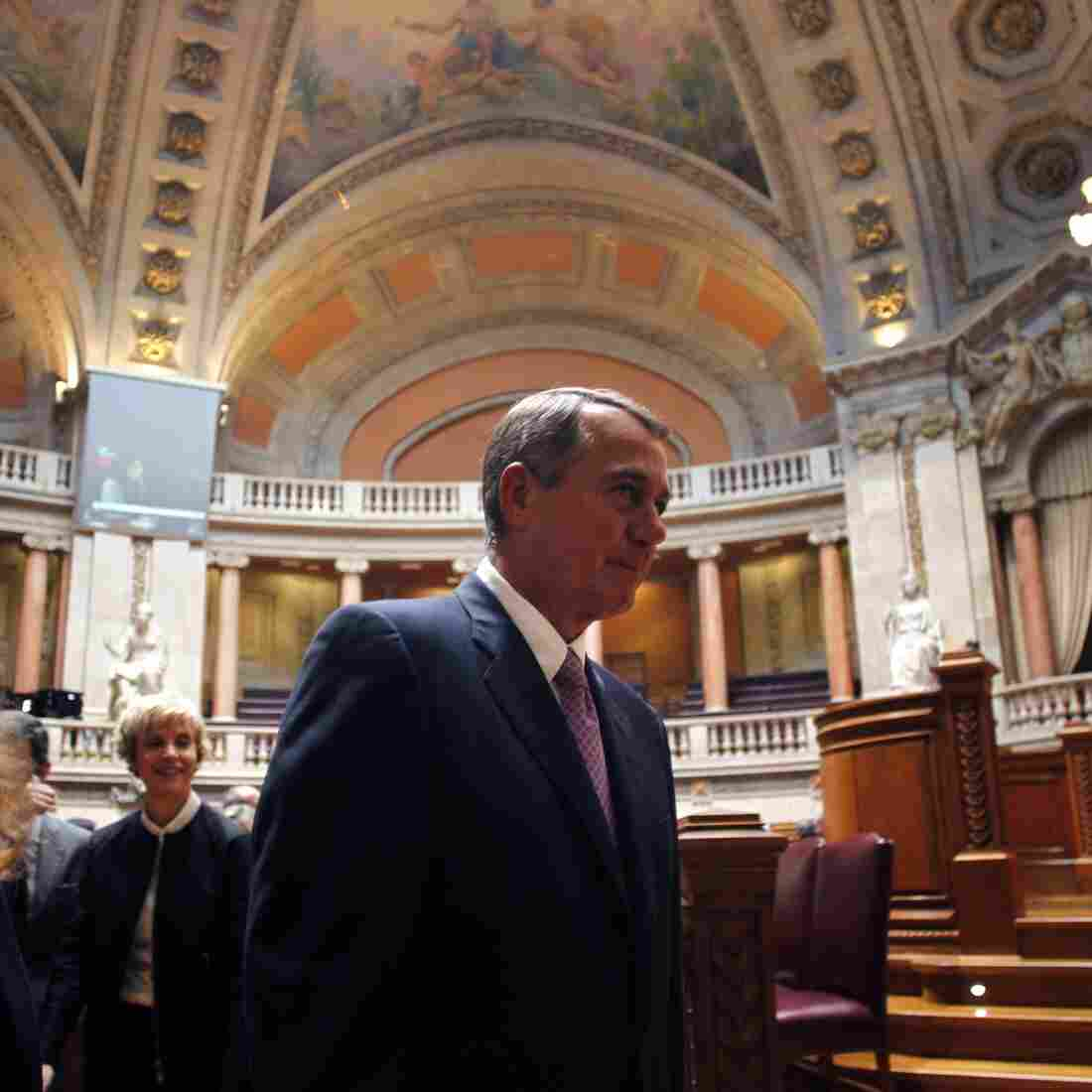 Boehner Mocks GOP Colleagues For Immigration Fears