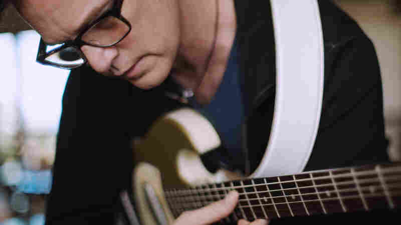 Dan Wilson On World Cafe