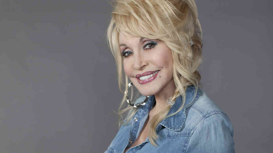 Dolly Parton's new album, Blue Smoke, comes out May 13.