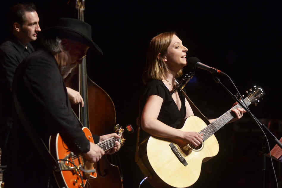 Jewell has shared the stage with legends Lucinda Williams, Mavis Staples and Emmylou Harris.