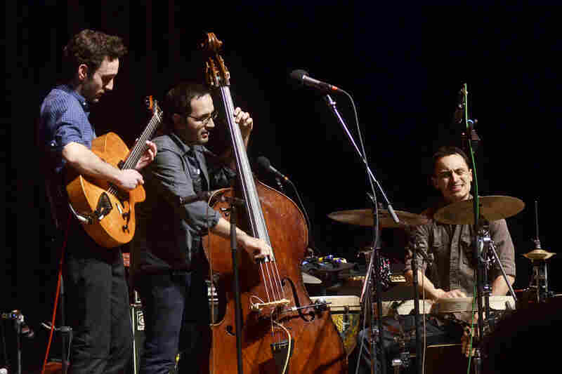 Jazz guitarist Julian Lage started out as a true prodigy.