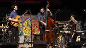The Julian Lage Trio On Mountain Stage