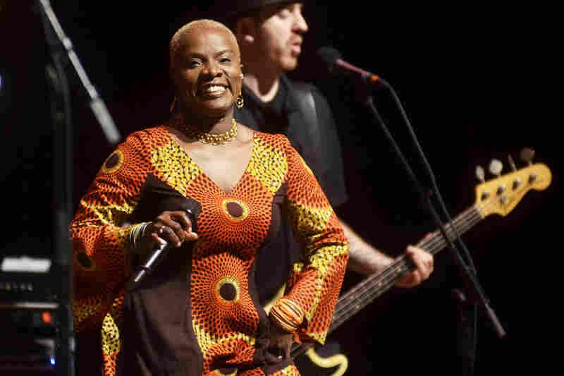 Angélique Kidjo has been described as musical royalty.