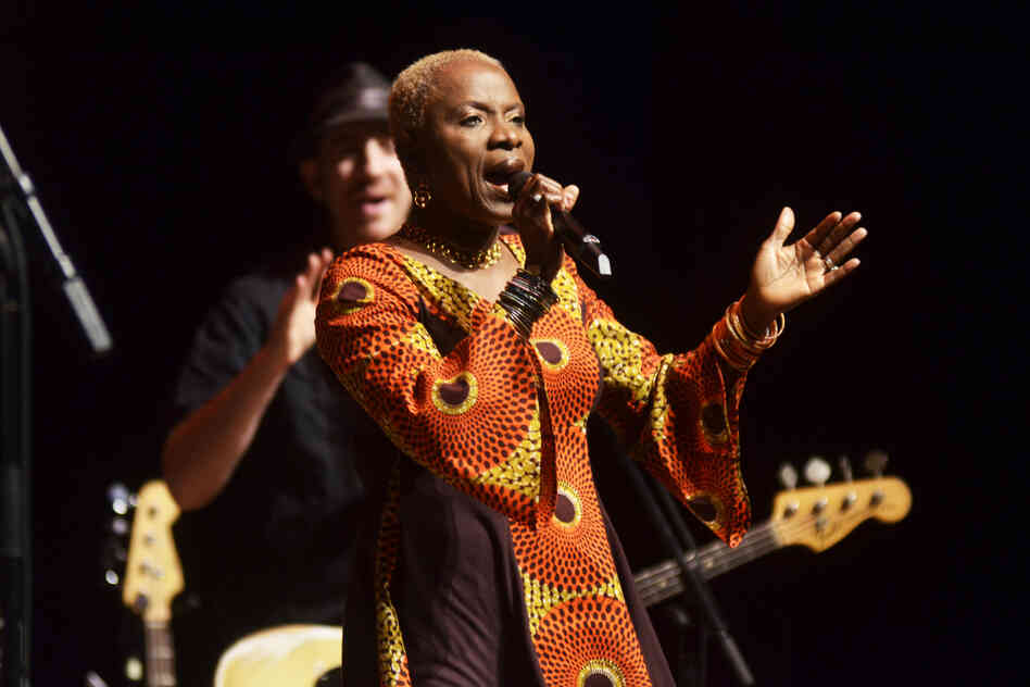 The Guardian named Kidjo one of Top 100 Most Inspiring Women in the World.