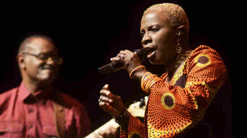 Angélique Kidjo On Mountain Stage