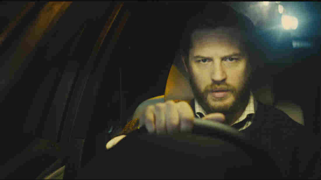 Tom Hardy plays the title character in the British film Locke — in which a man's life unravels in the course of a solo drive from Birmingham to London. He's the only person the audience sees in this film, written and directed by Steven Knight.
