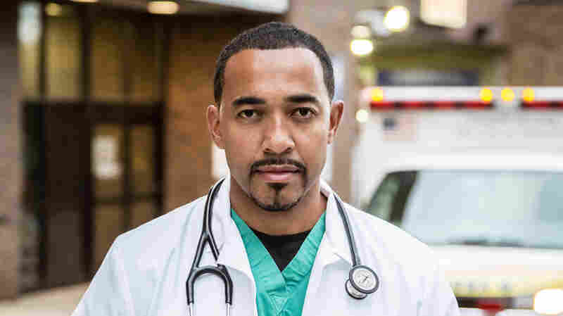 Dr. Sampson Davis is an emergency medicine physician in Newark, N.J. When he was 17, he committed a robbery that led to his big break. He's written about his return to the hospital where he was born in his memoir, Living and Dying in Brick City.