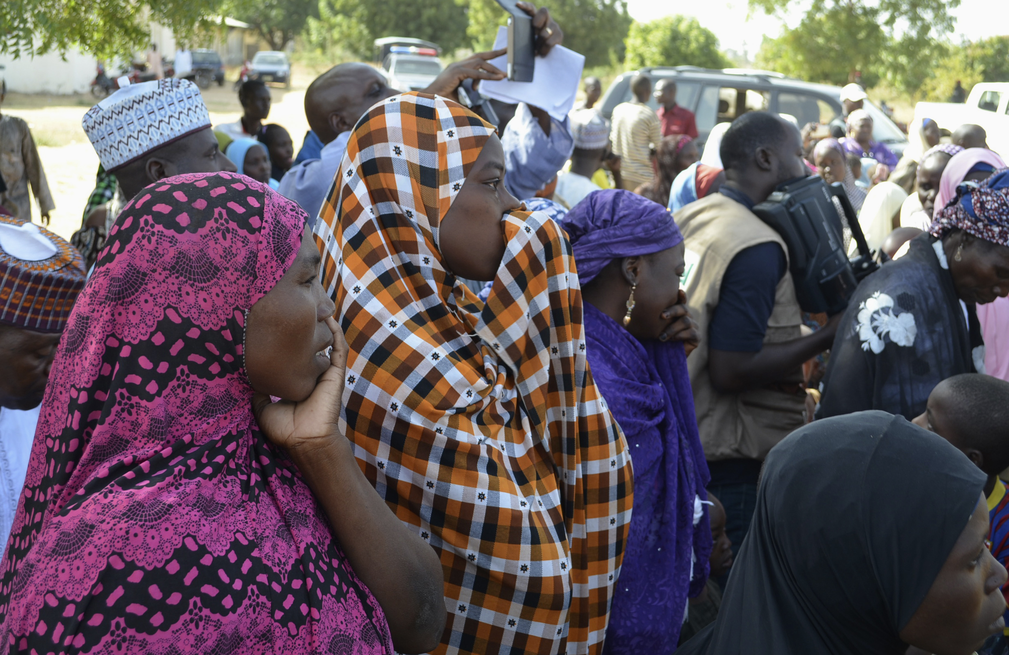 'Have Mercy On Our Little Ones': Kidnapping Agonizes Nigerians