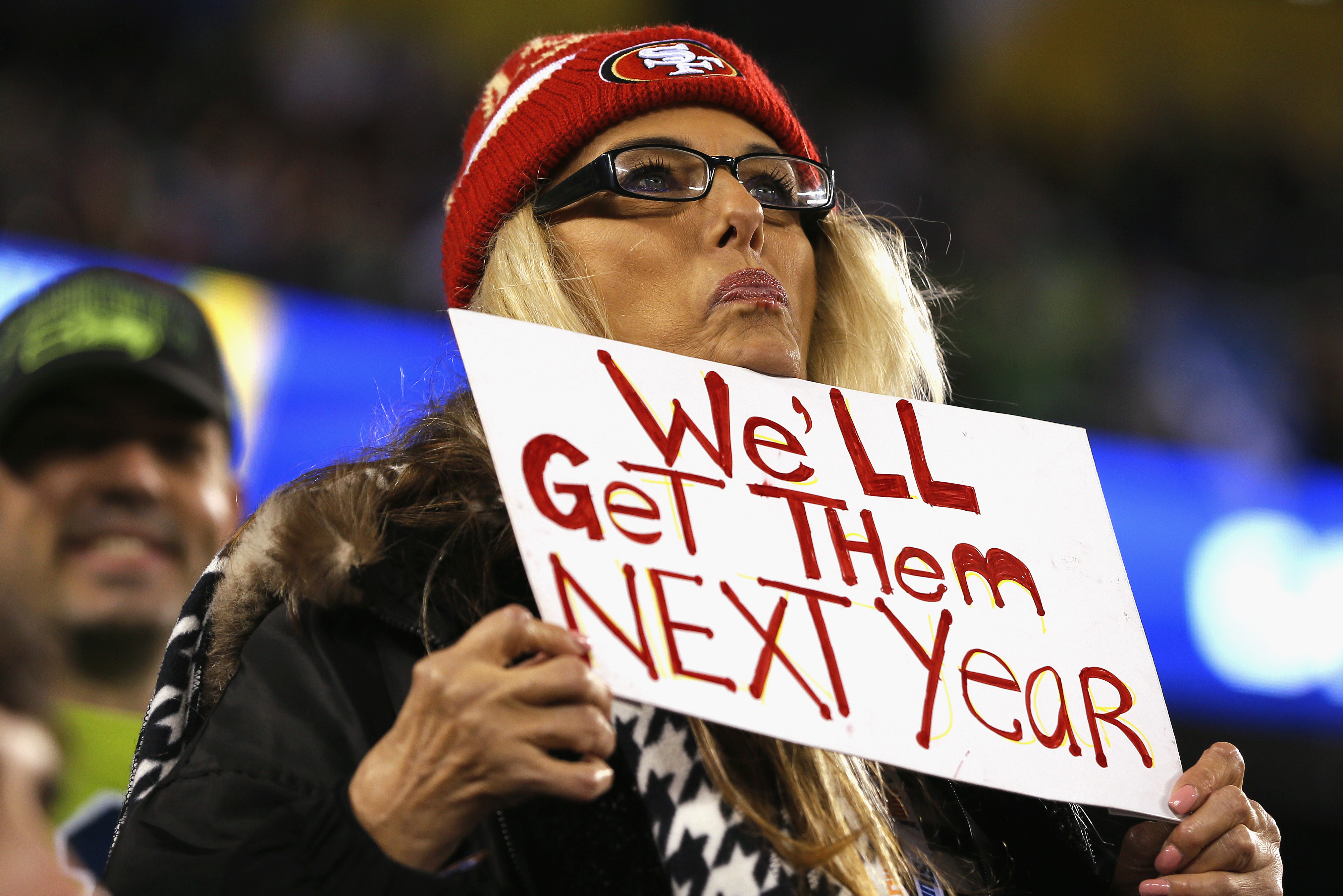 49ers Fan Sues NFL For $50 Million Over Seattle Playoff Tickets