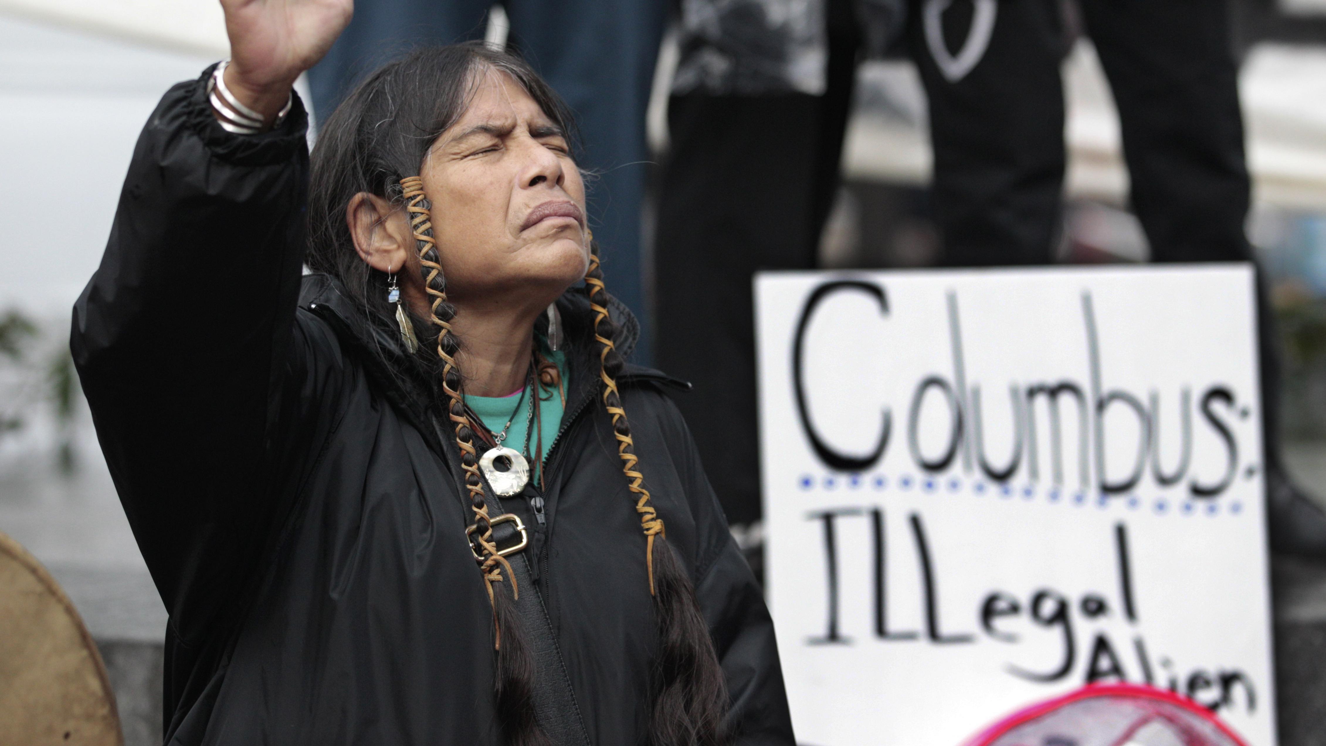 Minneapolis Renames Columbus Day As Indigenous People's Day