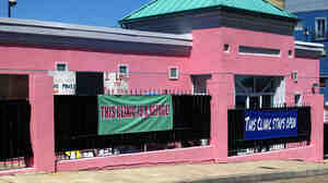 Jackson Women's Health Organization, located in an art deco section of Jackson, Miss., minutes from the state Capitol building, has long been a flashpoint in the abortion debate.