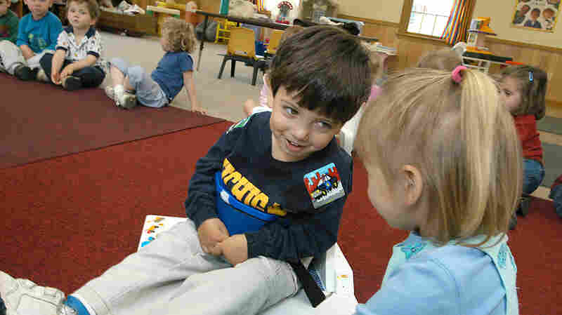 Learning With Disabilities: One Effort To Shake Up The Classroom