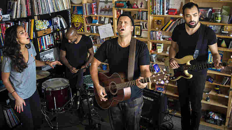 Johnnyswim: Tiny Desk Concert