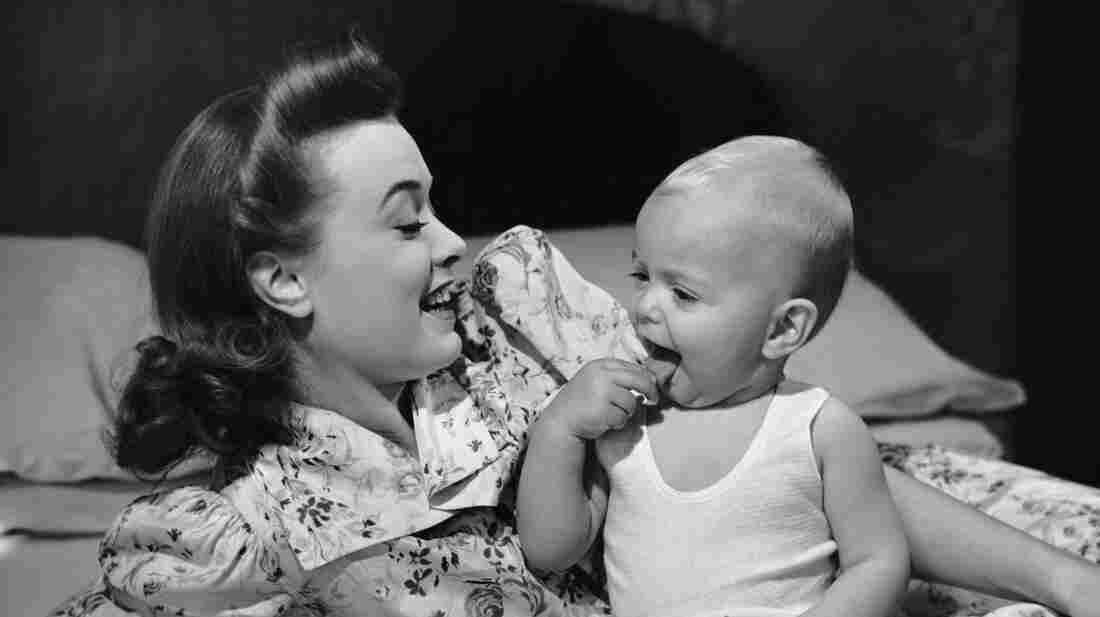 Even before you were a twinkle in your mom's eye, what she ate — and didn't eat enough of — may have helped shape you.