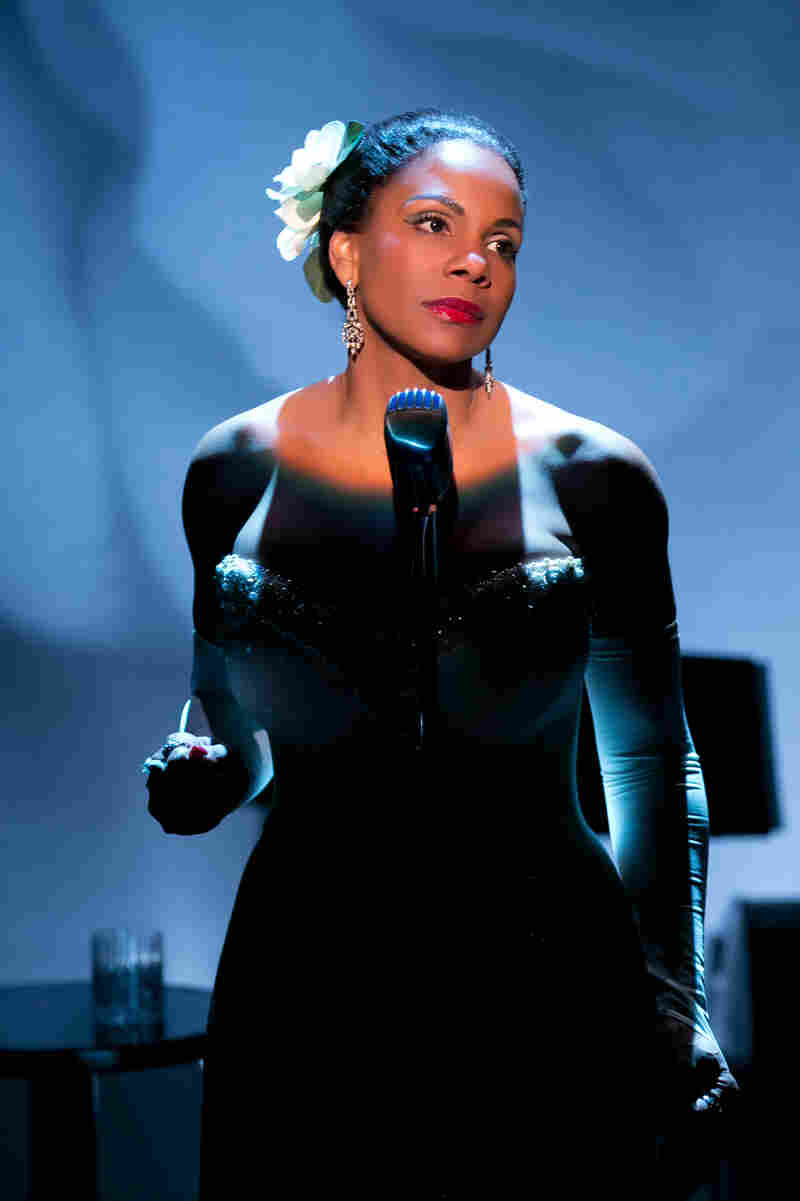 Audra McDonald just nabbed a Tony nominations for playing Billie Holiday in Lady Day At Emerson's Bar And Grill.