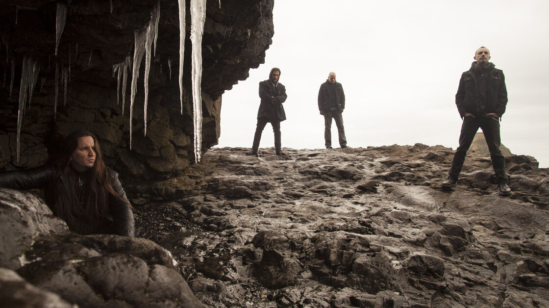 Agalloch's new album, The Serpent & The Sphere, comes out May 13.