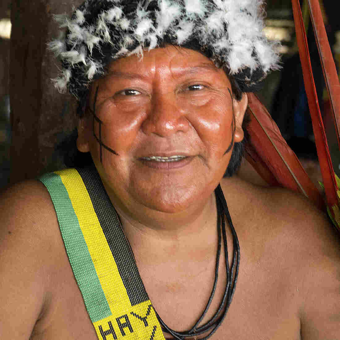 Fighting To Save The Forest: Interview With A Yanomami Shaman