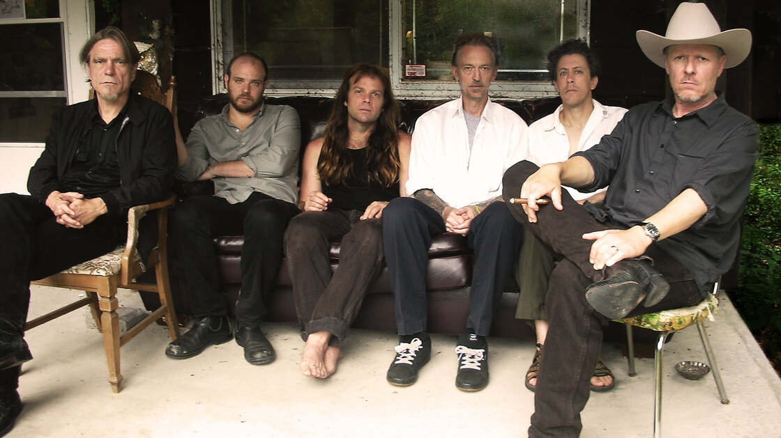 Swans' new album, To Be Kind, comes out May 13.