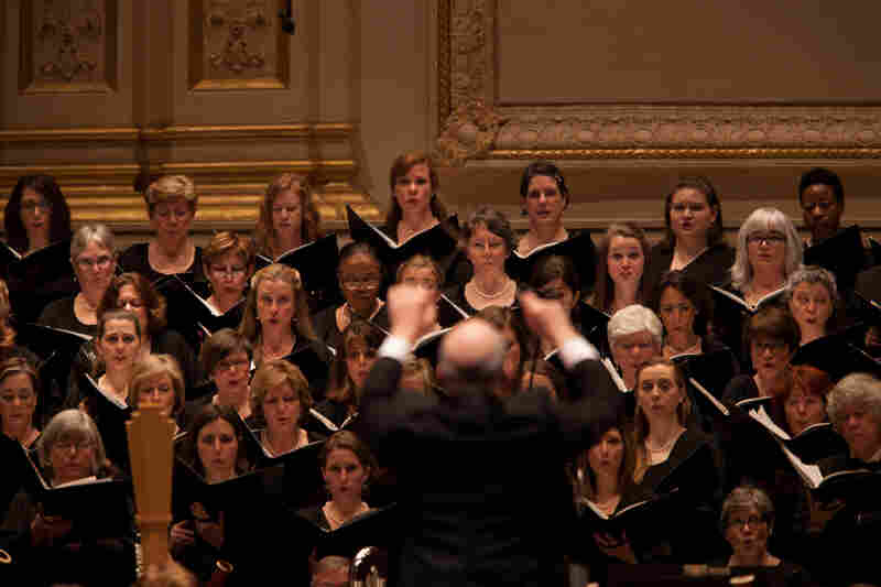 The Atlanta Symphony Orchestra Chorus, nurtured for so many years by ASO Music Director Robert Shaw, plays an important role in Britten's War Requiem, singing the words of the traditional Latin mass for the dead.