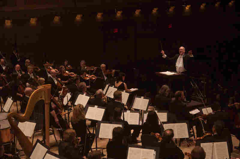 Atlanta Symphony Orchestra Music Director Robert Spano takes Benjamin Britten's massive and moving War Requiem to Carnegie Hall. Britten, a staunch pacifist, wrote the piece in 1961 for the re-consecration of England's 14th-century Coventry Cathedral after it was bombed in World War II.