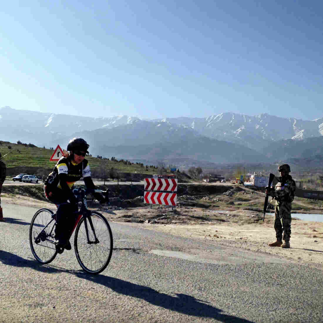 Afghan Female Cyclists: Breaking Away, And Breaking Taboos