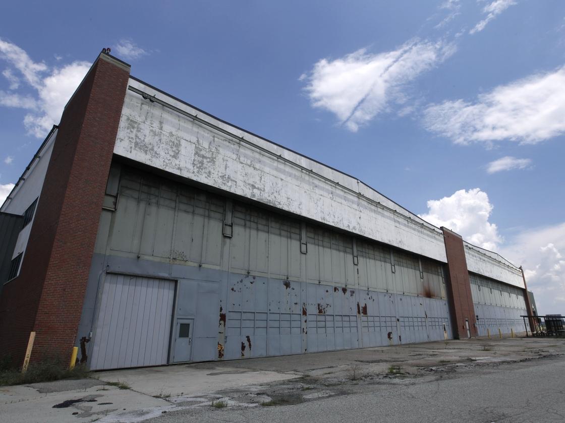 Bomber Plant Saved & Damn Arbor: May 2014