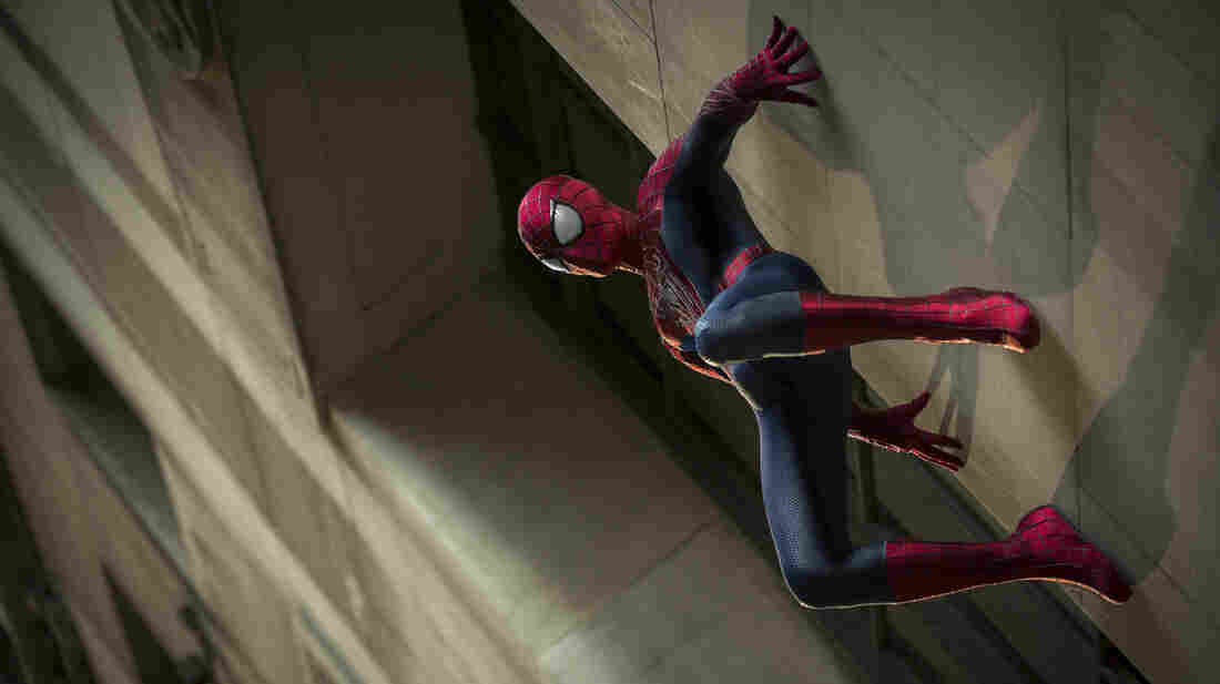 Andrew Garfield's Spider-Man finds himself in a lovely romance, but is also stuck in far too many supervillain plots for one movie.