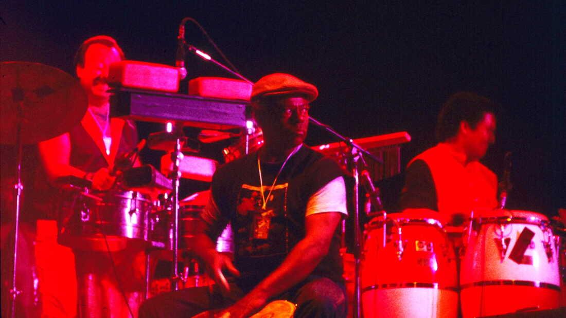Remembering Armando Peraza, An Afro-Cuban Percussion Giant