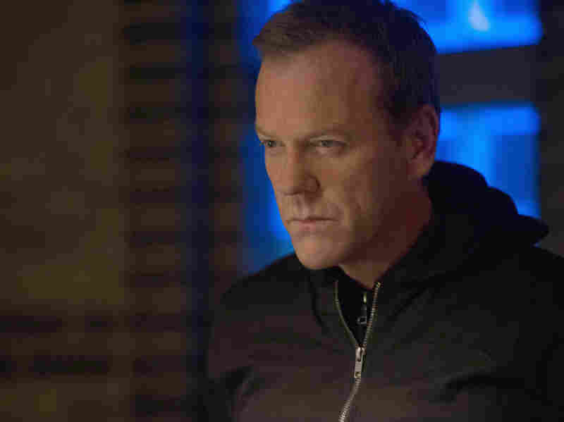 Jack (Kiefer Sutherland) is back in Fox's 24: Live Another Day.