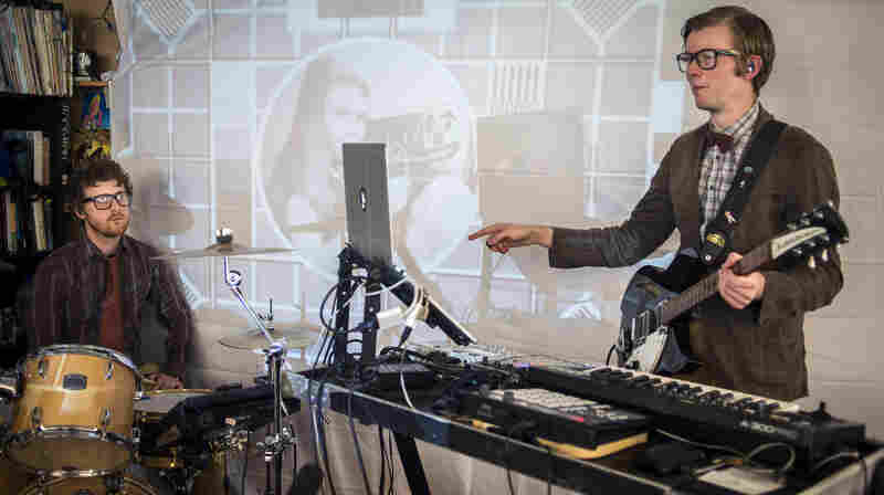 Public Service Broadcasting: Tiny Desk Concert