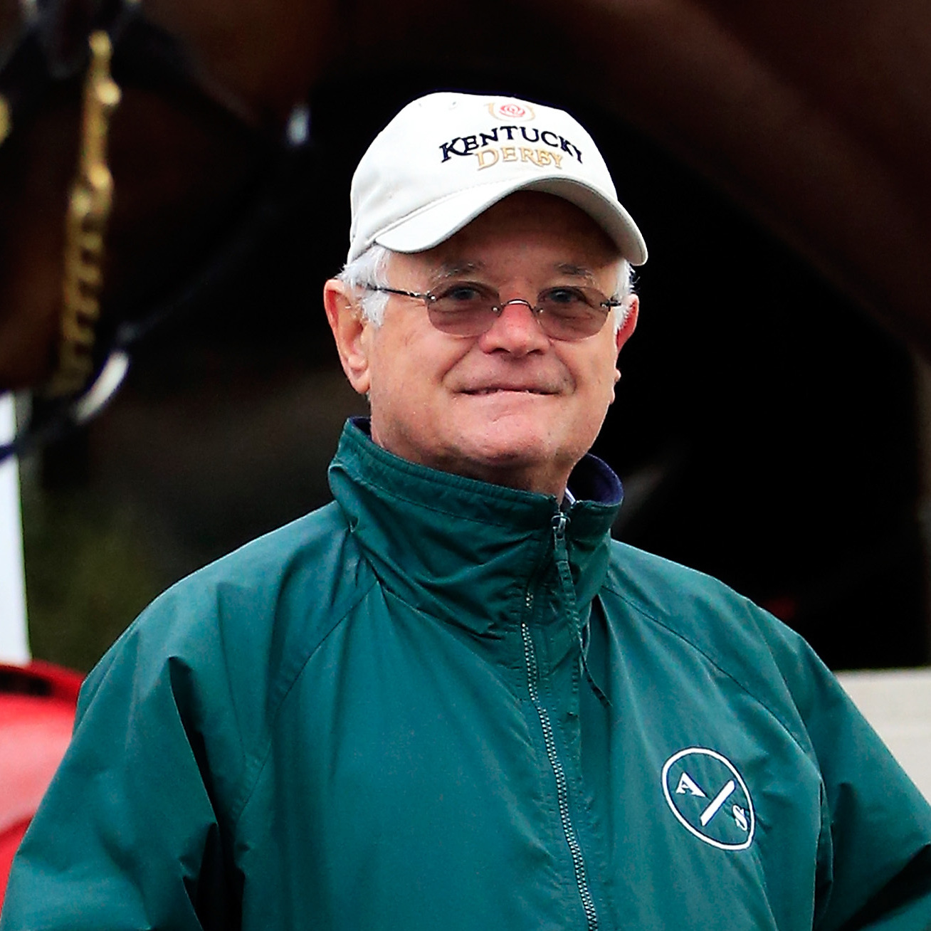 Art Sherman, California Chrome's trainer, says the horse is a rock star.
