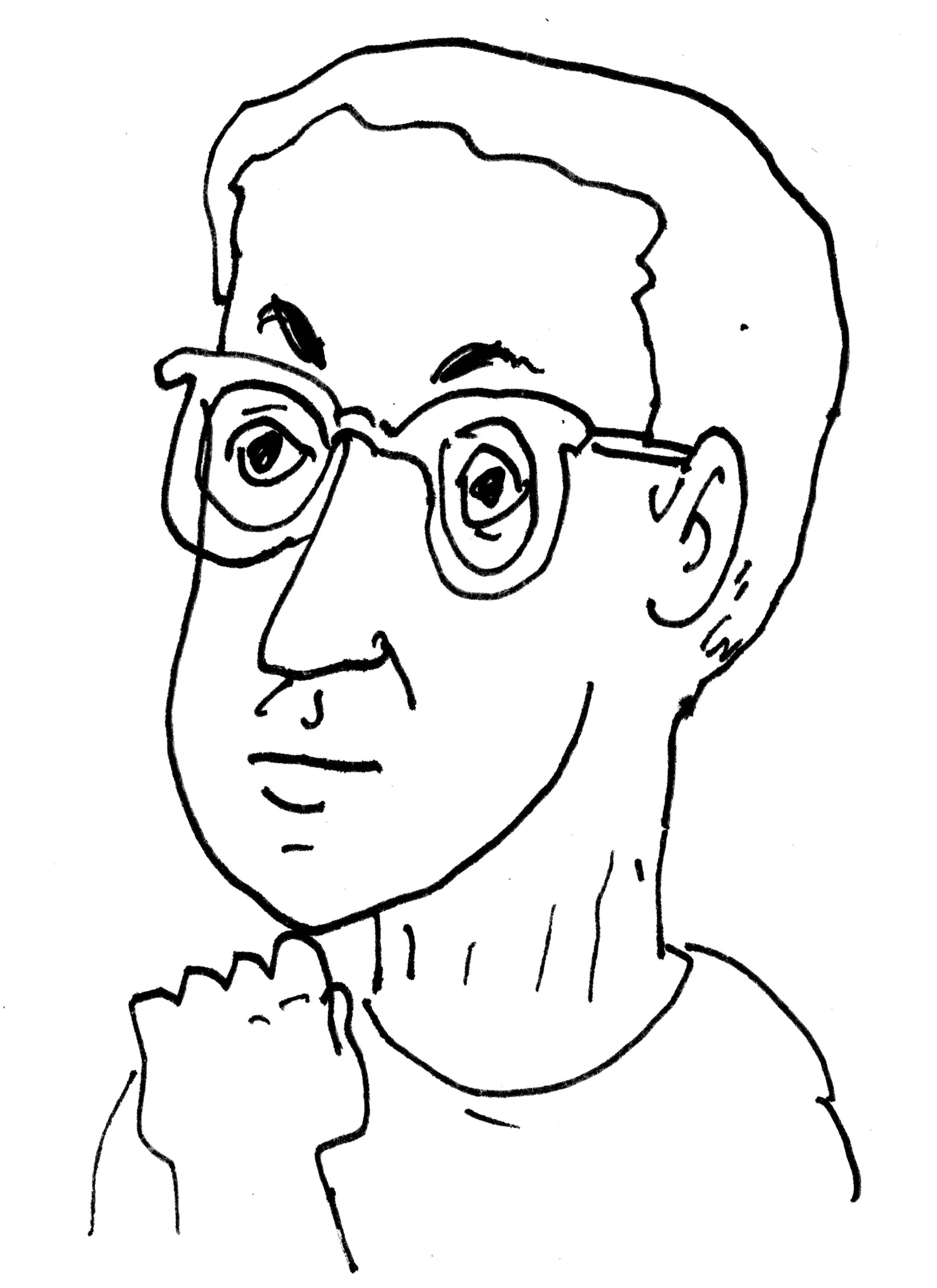 Writer, artist, curator and cartoonist Matt Freedman teaches in the Visual Studies program at the University of Pennsylvania.