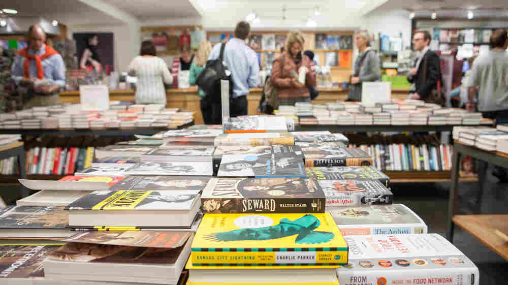 One NYC Indie Bookstore Survives By Being Small And Specialized