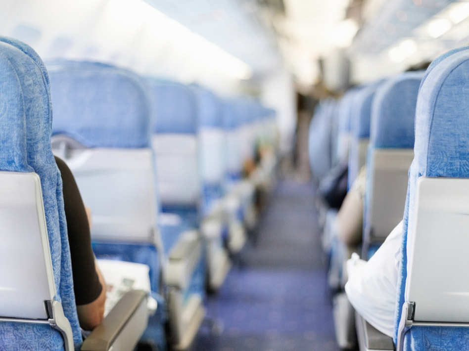 If you've flown, you've very likely also thumbed through the SkyMall catalog stuffed in the seat pocket. The catalog's captive audience is reported to be nearly 20 million readers. (iStockphoto)